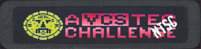 A-VCS-tec Challenge - Cartridge Scan