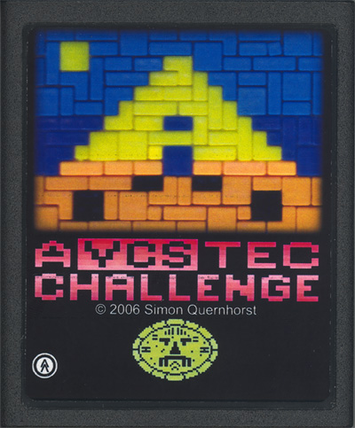 A-VCS-tec Challenge - Cartridge Scan