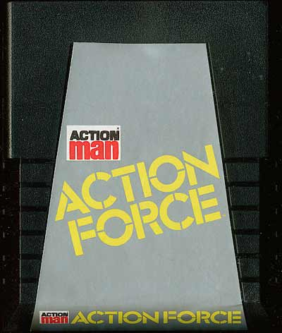 Action Force - Cartridge Scan