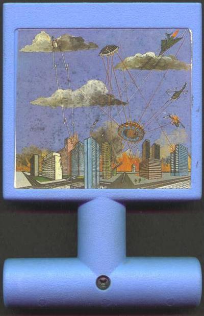 Air Raid - Cartridge Scan