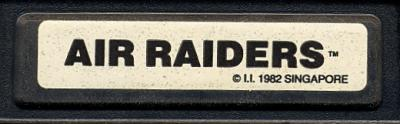 Air Raiders - Cartridge Scan