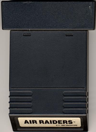 Air Raiders - Cartridge Scan