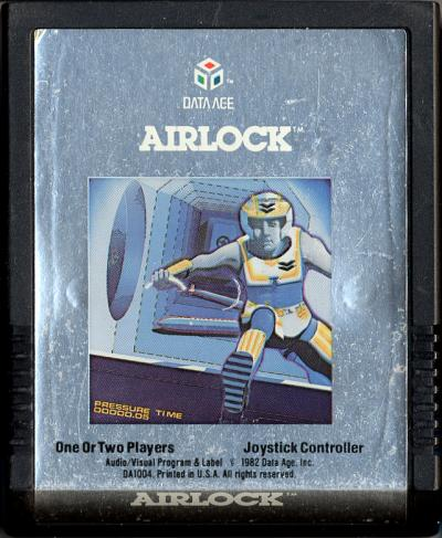 Airlock - Cartridge Scan