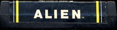 Alien - Cartridge Scan