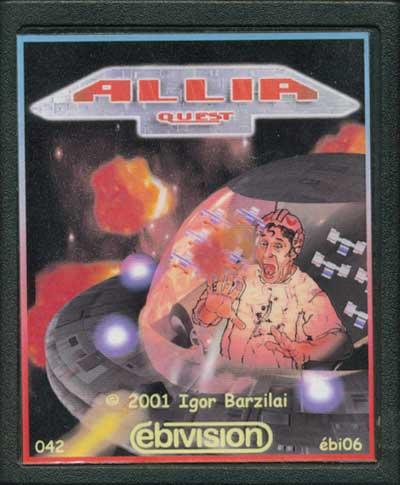 Allia Quest - Cartridge Scan