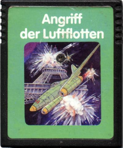 Angriff der Luftflotten - Cartridge Scan