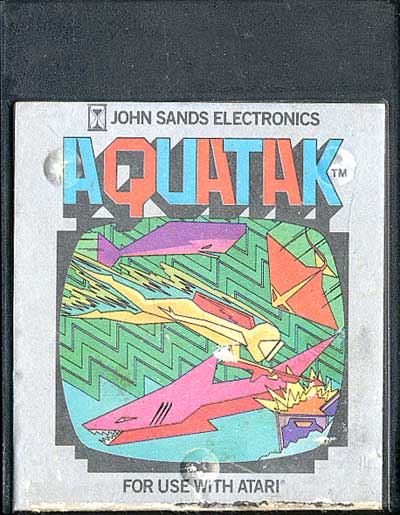 Aquatak - Cartridge Scan
