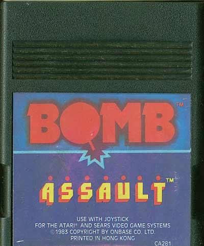 Assault - Cartridge Scan