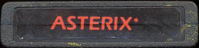 Asterix - Cartridge Scan