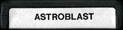 Astroblast - Cartridge Scan