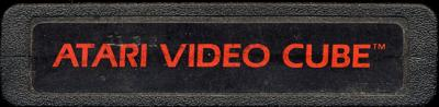 Atari Video Cube - Cartridge Scan