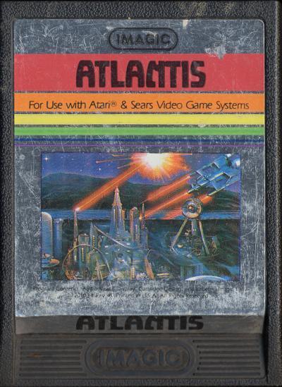 Atlantis - Cartridge Scan