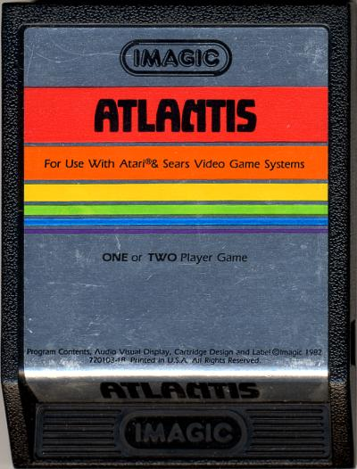 Atlantis - Cartridge Scan
