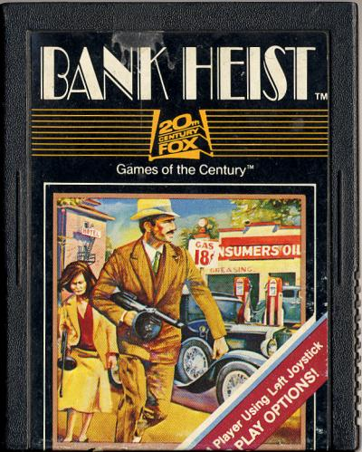 Bank Heist - Cartridge Scan
