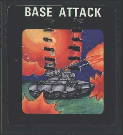 Base Attack - Cartridge Scan