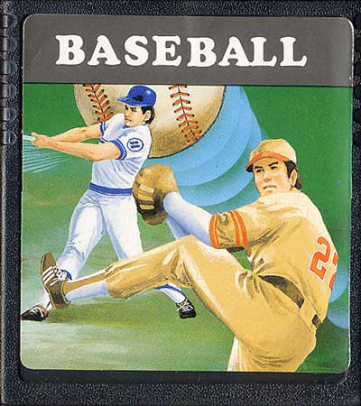 Baseball - Cartridge Scan