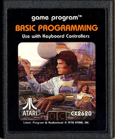 Basic Programming - Cartridge Scan