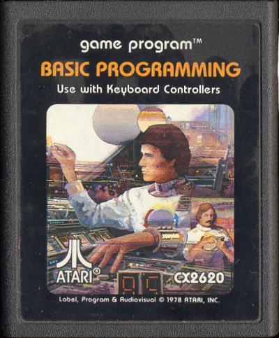 Basic Programming - Cartridge Scan