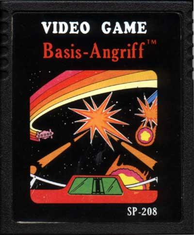 Basis-Angriff - Cartridge Scan