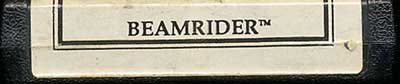 Beamrider - Cartridge Scan