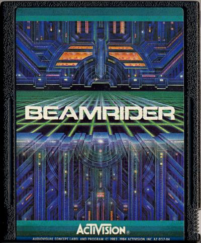 Beamrider - Cartridge Scan