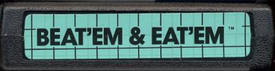 Beat 'Em & Eat 'Em - Cartridge Scan