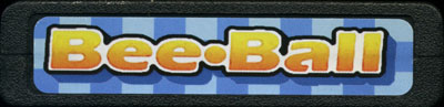 Bee-Ball - Cartridge Scan