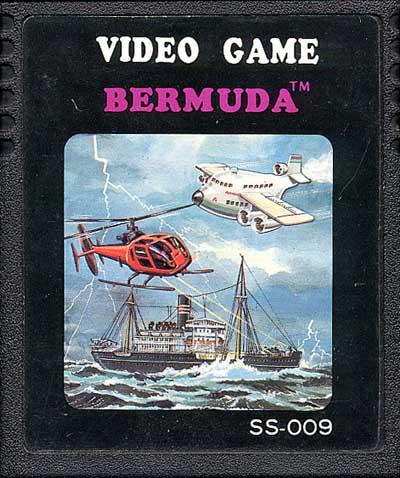 Bermuda - Cartridge Scan