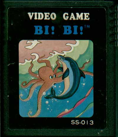 Bi! Bi! - Cartridge Scan