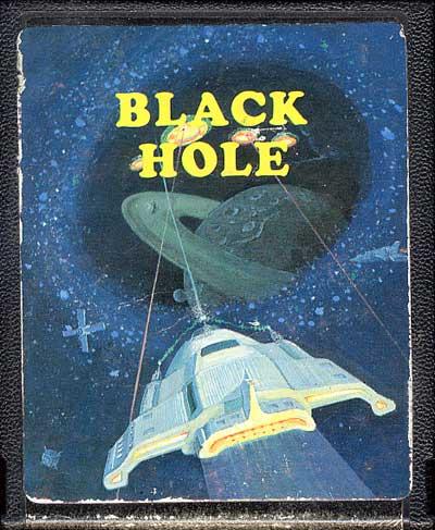 Black Hole - Cartridge Scan