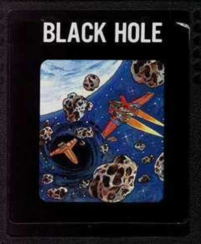 Black Hole - Cartridge Scan
