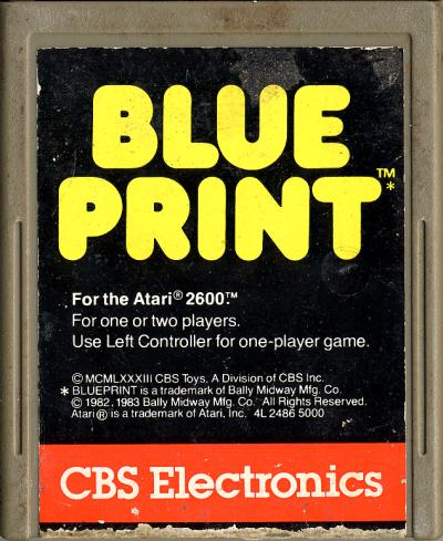 Blueprint - Cartridge Scan