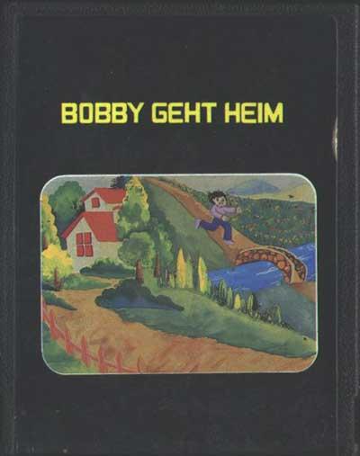 Bobby Geht Heim - Cartridge Scan