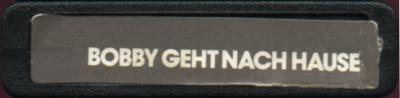 Bobby Geht Nach Hause - Cartridge Scan