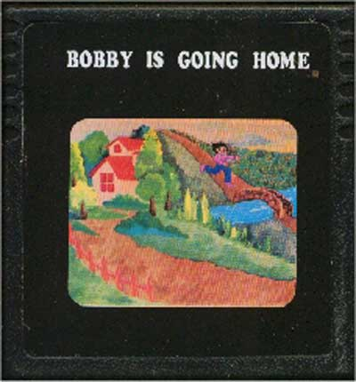 Bobby is Going Home - Cartridge Scan