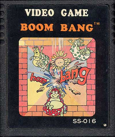 Boom Bang - Cartridge Scan