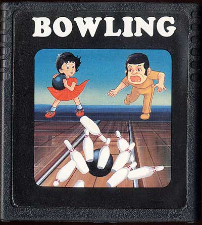 Bowling - Cartridge Scan