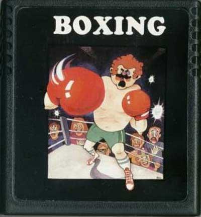 Boxing - Cartridge Scan