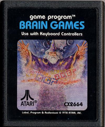 Brain Games - Cartridge Scan