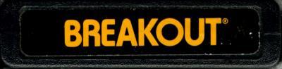 Breakout - Cartridge Scan