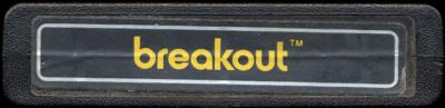 Breakout - Cartridge Scan