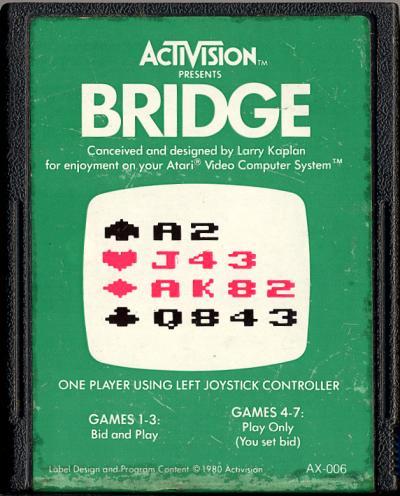 Bridge - Cartridge Scan
