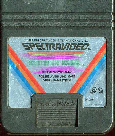Bumper Bash - Cartridge Scan
