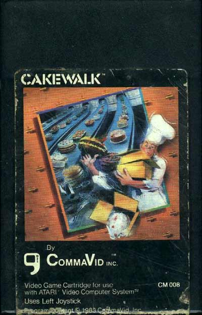 Cakewalk - Cartridge Scan