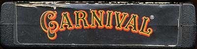 Carnival - Cartridge Scan