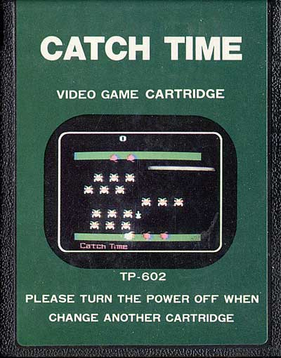 Catch Time - Cartridge Scan