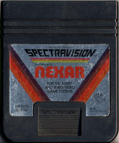 Challenge of Nexar - Cartridge Scan