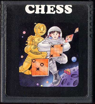 Chess - Cartridge Scan