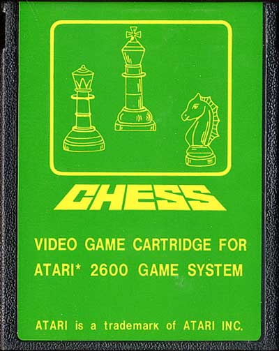 Chess - Cartridge Scan