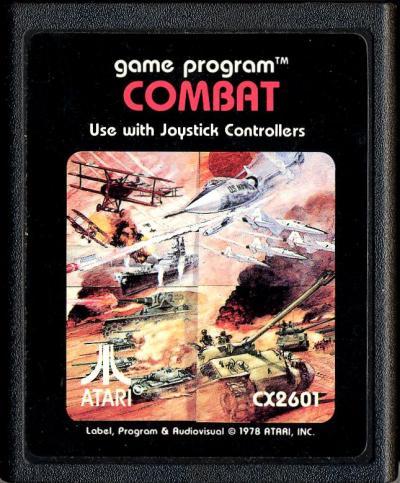 Combat - Cartridge Scan